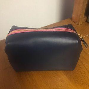 J Crew Dopp cosmetics bag